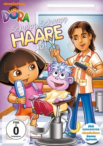 Dora the Explorer - It's Haircut Day