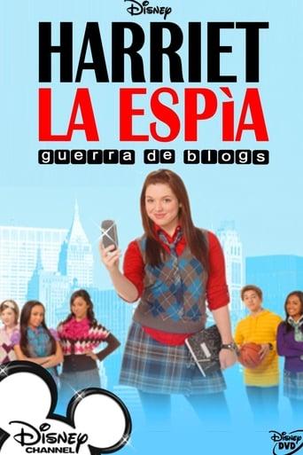 Poster of Harriet la Espía: Guerras del Blog