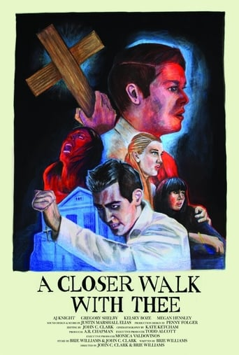 Poster of A Closer Walk with Thee
