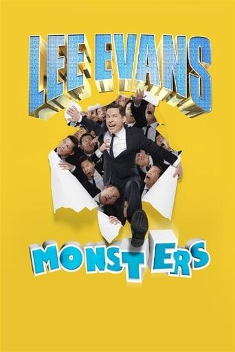 Poster of Lee Evans: Monsters