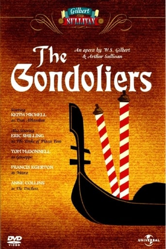 Poster of The Gondoliers