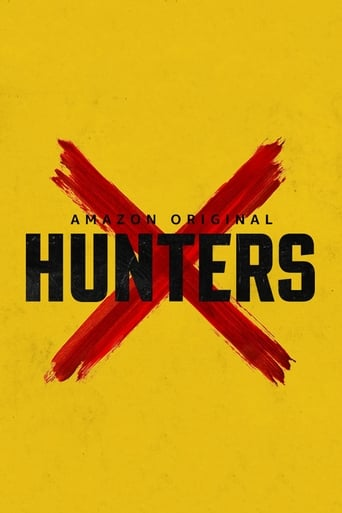 Poster of Hunters