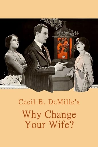 Poster of Why Change Your Wife?