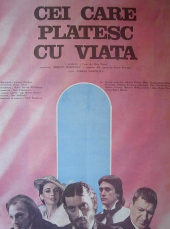 Poster of Cei care plătesc cu viața