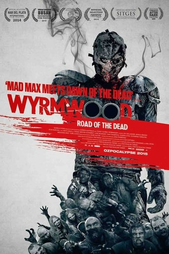 Poster of Wyrmwood: La carretera de los muertos