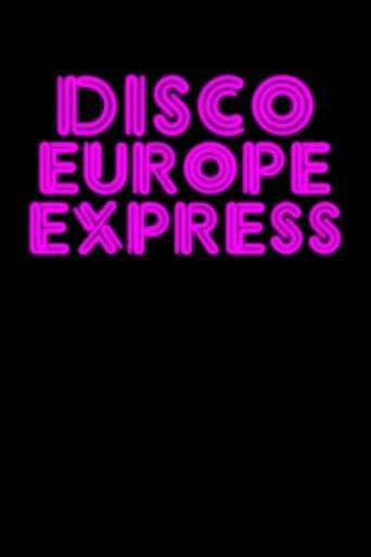 Poster of Disco Europe Express