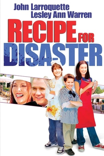 Poster of Recipe for Disaster
