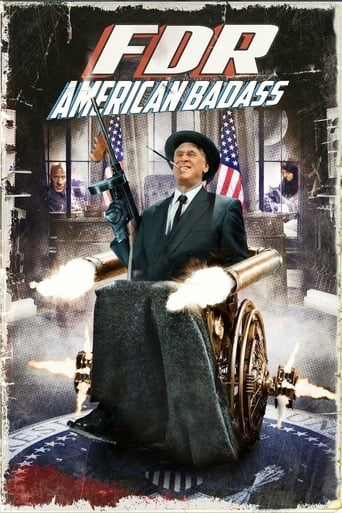 Poster of FDR: American Badass!
