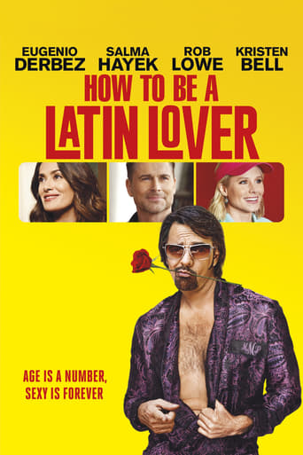 Poster of How to Be a Latin Lover