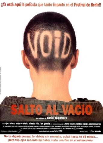 Poster of Salto al vacío