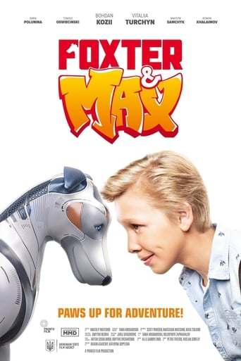 Poster of Foxter and Max