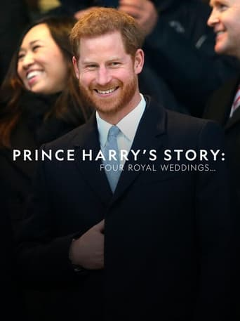 Poster of Prince Harry's Story: Four Royal Weddings