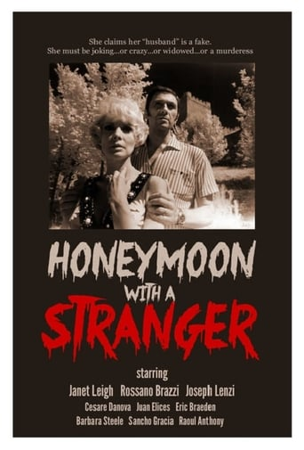 Poster of Honeymoon with a Stranger