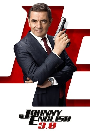 Johnny English 3.0 - Poster