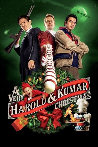 Poster of A Very Harold & Kumar Christmas