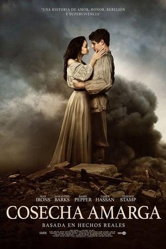 Poster of Cosecha amarga