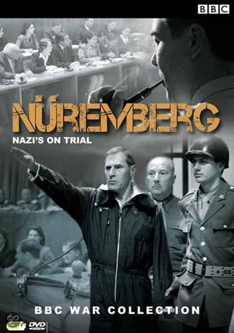 Poster of Nuremberg: Nazis on Trial