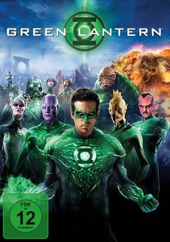 Green Lantern - Abenteuer / 2011 / ab 12 Jahre