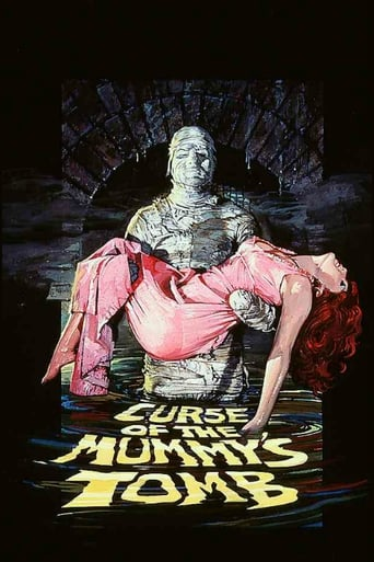Poster of The Curse of the Mummy's Tomb