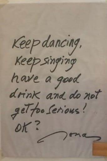 Keep singing: a tribute to Jonas Mekas Movie Poster