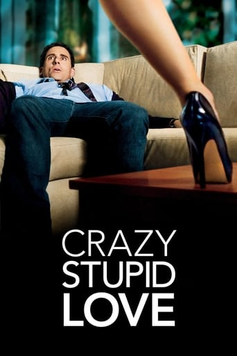 Crazy, Stupid, Love. (2011) - poster