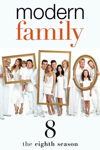 Moderni šeima / Modern Family (2016) 8 Sezonas