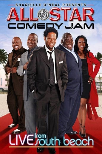 Poster of All Star Comedy Jam: Live from South Beach