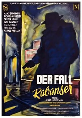 Watch Der Fall Rabanser Online Free Putlocker