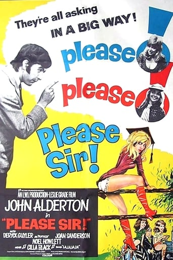 Poster of Please Sir!