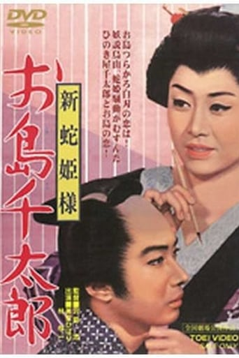 Poster of Snake Princess: Oshima and Sentaro