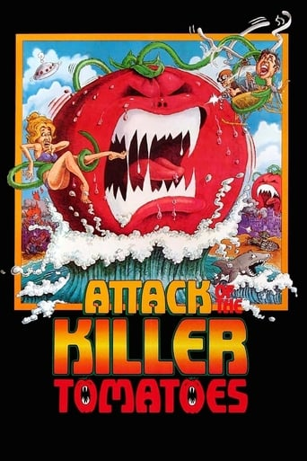 Poster of Attack of the Killer Tomatoes!