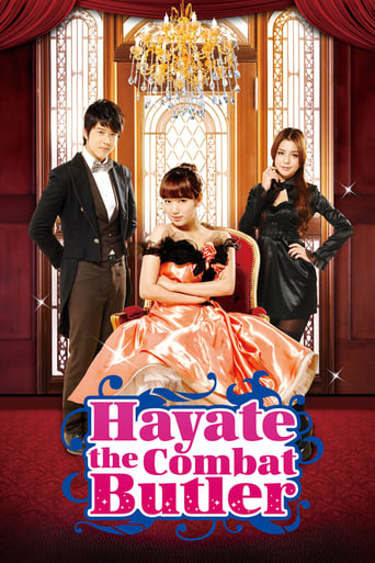 Poster of Hayate the Combat Butler