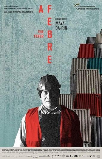 A Febre - Poster