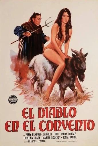 Poster of El diablo en el convento