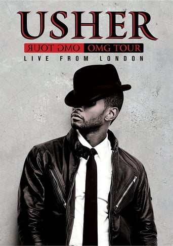 Usher - OMG Tour (Live from London)