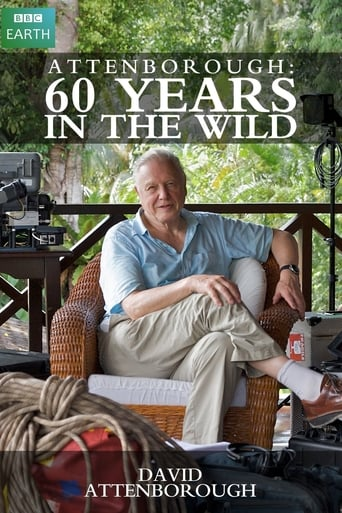 Poster of Attenborough: 60 Years in the Wild