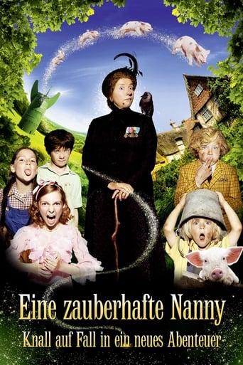 Eine zauberhafte Nanny - Knall auf Fall in ein neues Abenteuer - Komödie / 2010 / ab 0 Jahre