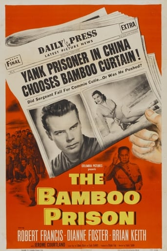 Poster of The Bamboo Prison