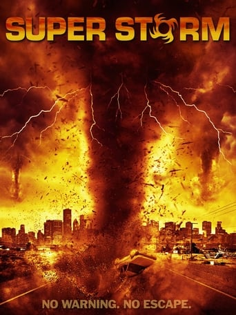 Poster of Mega Cyclone