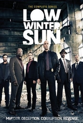 Poster of Low Winter Sun