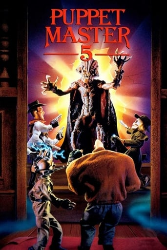 Poster of Puppet Master 5: The Final Chapter