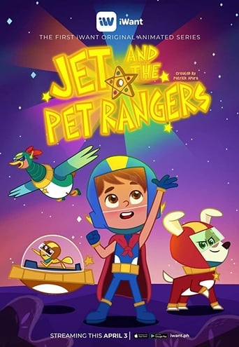 Jet and the Pet Rangers