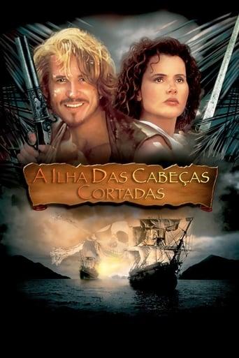 A Ilha da Garganta Cortada - Poster