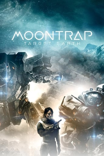 Poster of Moontrap: Target Earth