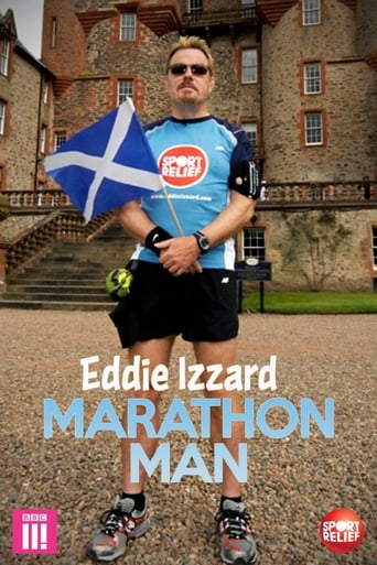 Poster of Eddie Izzard: Marathon Man