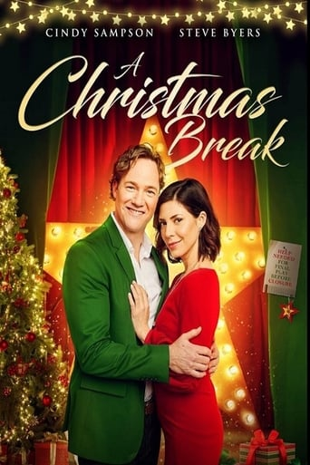 A Christmas Break Poster