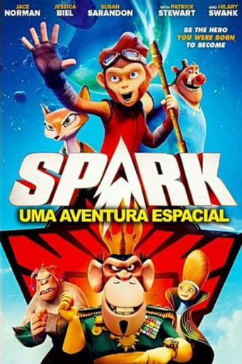 Spark: Uma Aventura Espacial - Poster