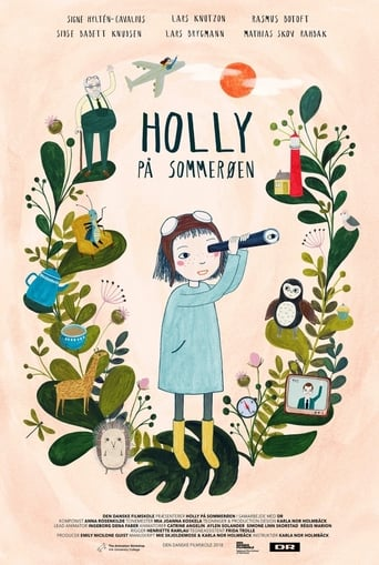 Poster of Holly på Sommerøen