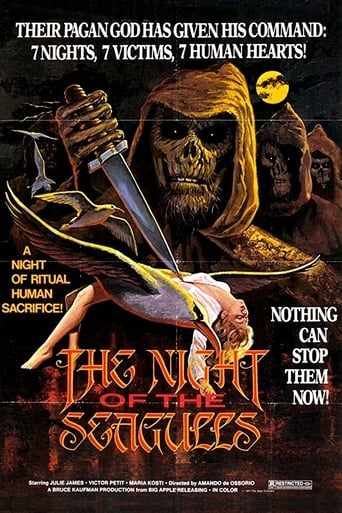 Poster of Night of the Seagulls