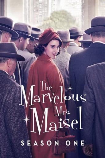 Maravilhosa Sra. Maisel 1ª Temporada - Poster